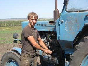 трактористы 4
