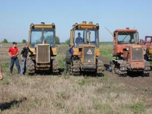 трактористы 5